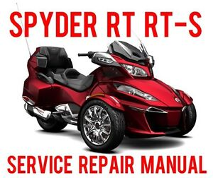 2015 can am outlander service manual