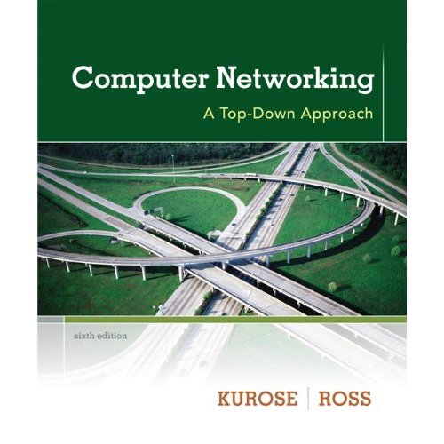kurose and ross computer networking 6th edition solutions manual pdf