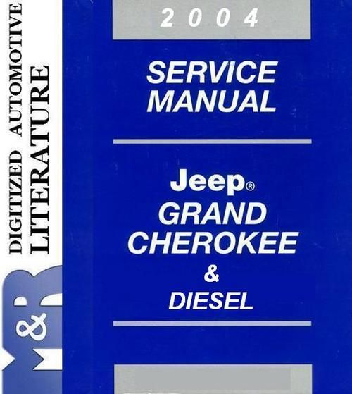 jeep grand cherokee owners manual 2018
