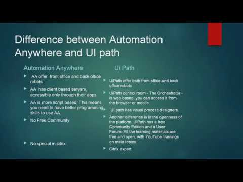 automation anywhere user manual download