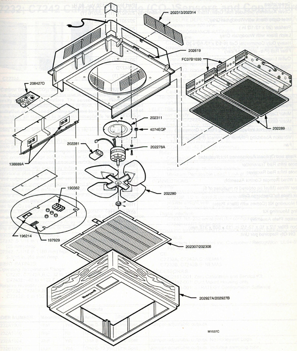 trion electronic air cleaner manual