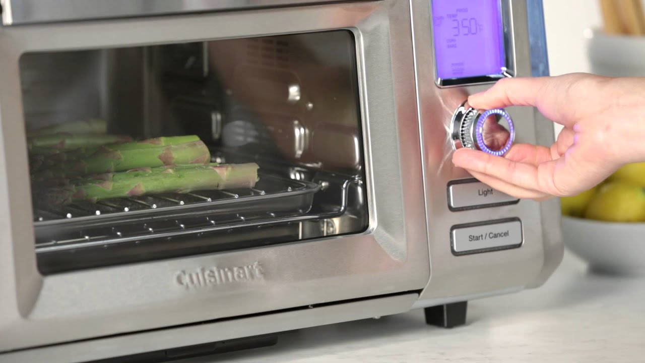 cuisinart steam and convection oven manual