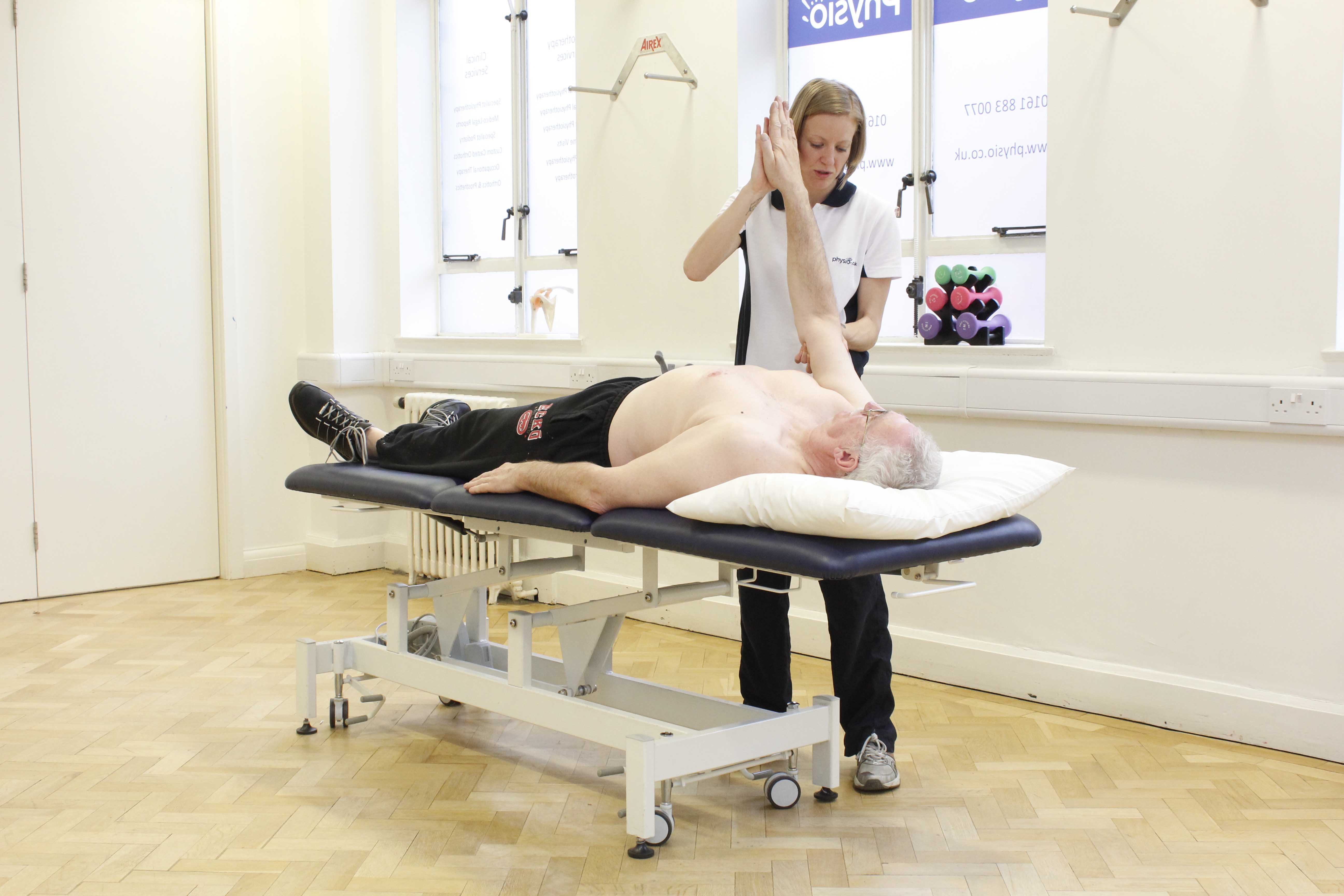 core sports and manual physiotherapy