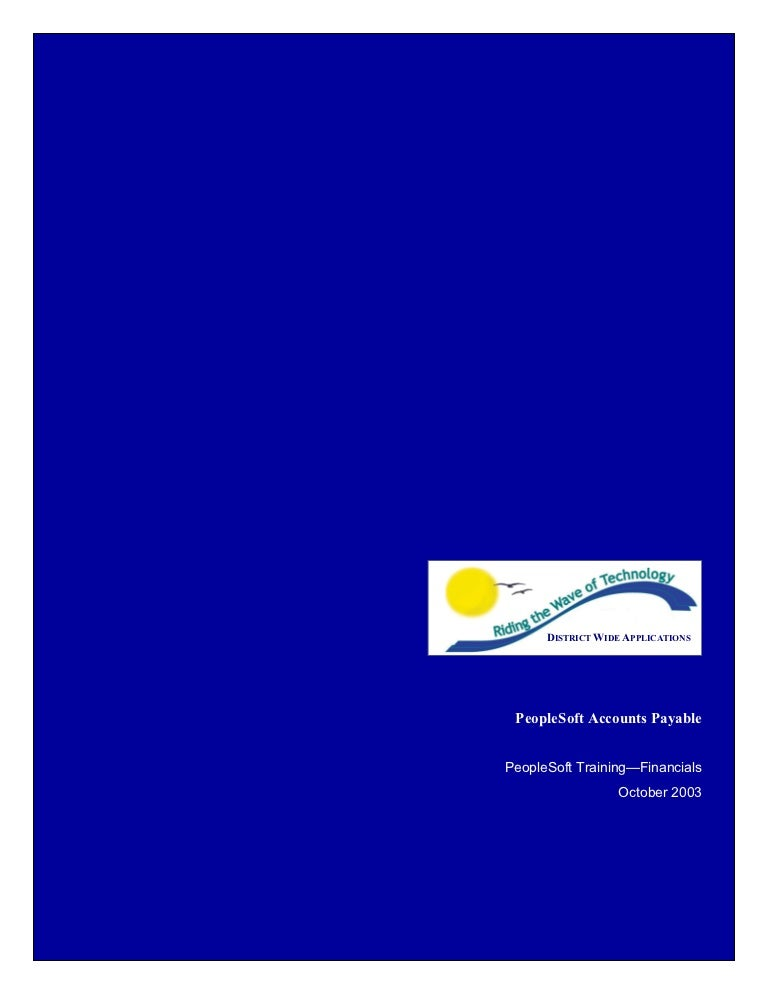 accounts payable policy and procedures manual