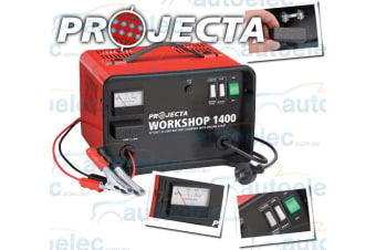 manual battery charger vs automatic