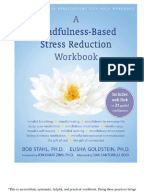 mindfulness based cognitive therapy manual